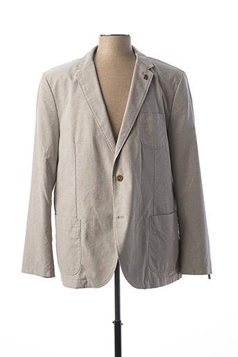 Veste chic / Blazer gris CAMEL ACTIVE pour homme