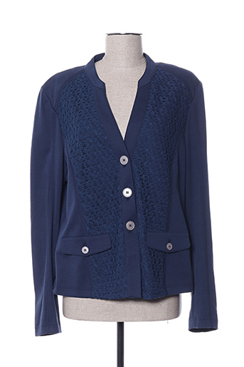 Veste chic / Blazer bleu RABE pour femme