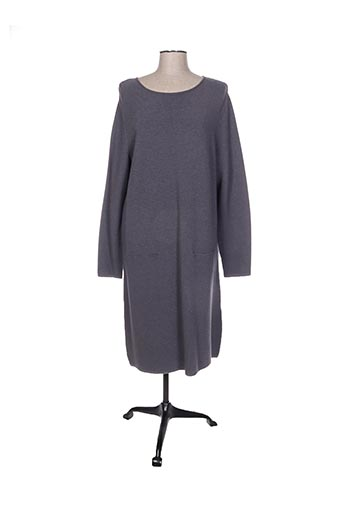 Robe pull gris RABE pour femme