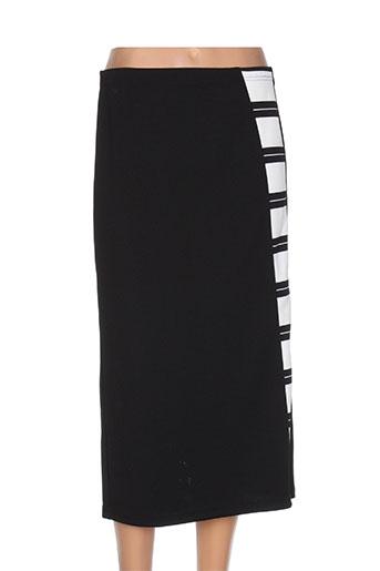 Jupe longue noir G!OZE pour femme