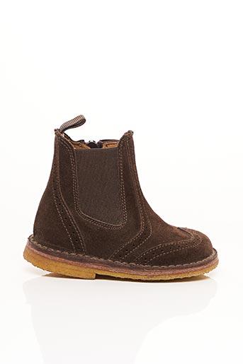 Bottines/Boots marron PEPE pour fille