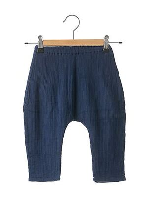 Pantalon casual bleu LOUIS*LOUISE pour enfant