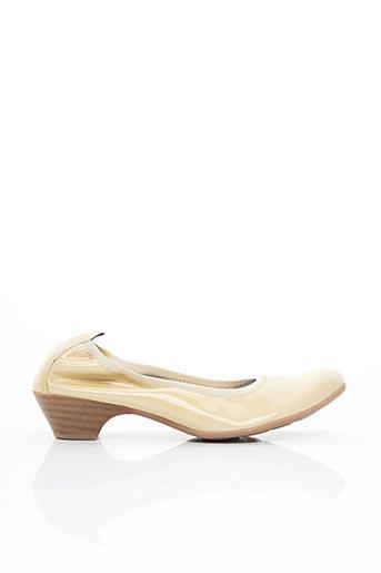 Ballerines beige ARIMA pour femme