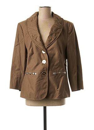Veste casual marron BASLER pour femme