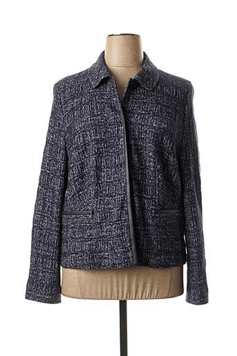 Veste casual bleu BASLER pour femme