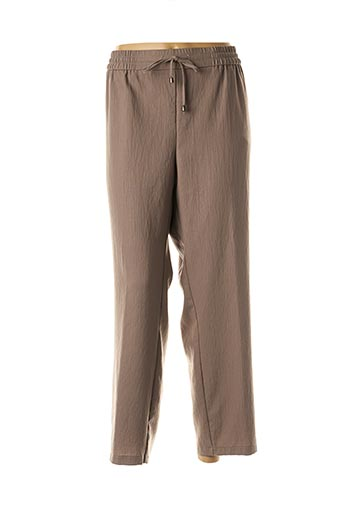 Pantalon casual gris PAUPORTÉ pour femme