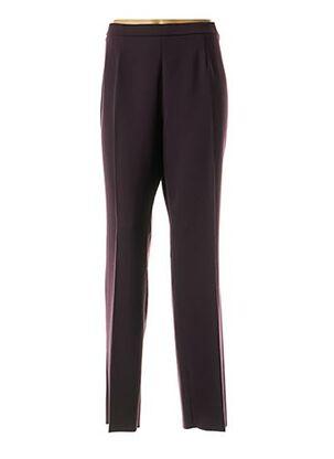 Pantalon chic violet KARTING pour femme
