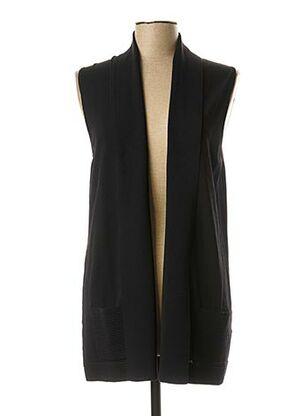 Veste casual noir FRANK WALDER pour femme