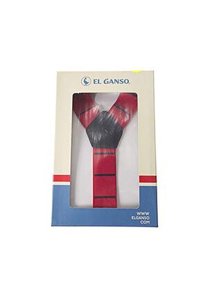 Accessoire divers rouge EL GANSO pour homme