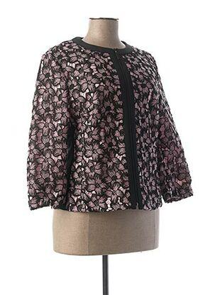 Veste casual rose FRANK WALDER pour femme