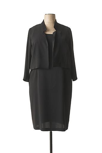 Veste/robe noir JEAN DELFIN pour femme