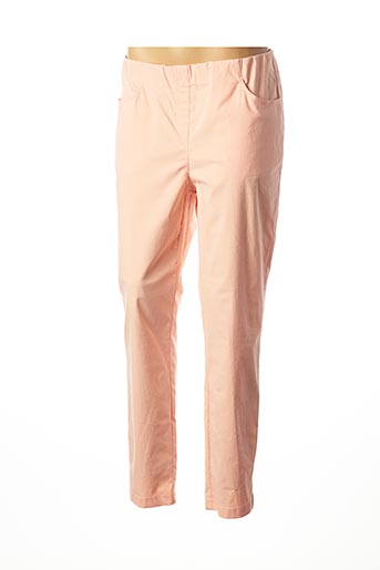 Jegging rose ADELINA BY SCHEITER pour femme