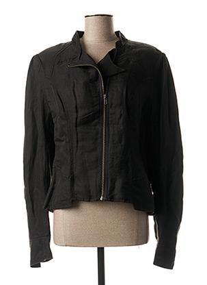 Veste casual noir R 867 pour femme