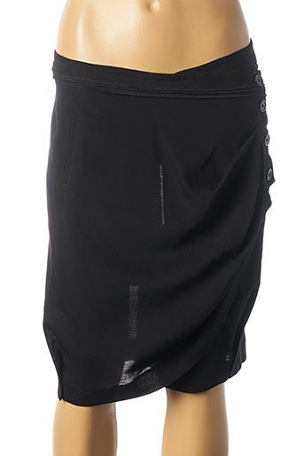 Jupe short noir HIGH pour femme