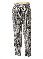 Pantalon chic noir MAX & MOI pour femme seconde vue