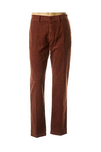 Pantalon chic noir LCDN pour homme