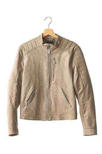Veste casual beige H&M pour homme