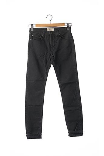 Jeans skinny noir CURRENT ELLIOTT pour homme