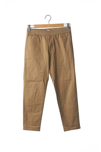 Pantalon casual beige FILIPPA K pour homme