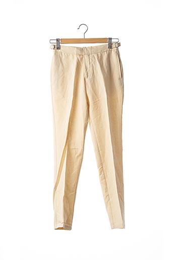 Pantalon casual beige ORLEBAR BROWN pour homme