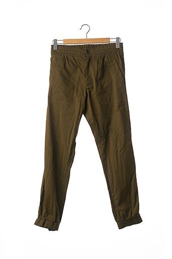 Pantalon casual vert CERRUTI 1881 pour homme