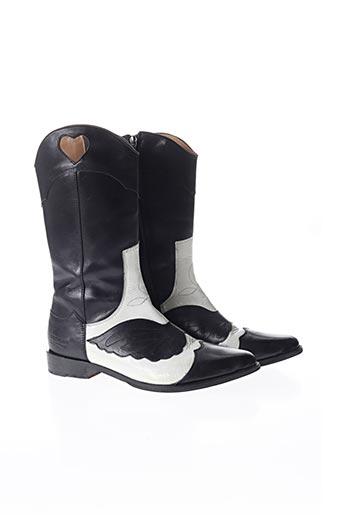 Bottines/Boots noir MELVIN & HAMILTON pour femme