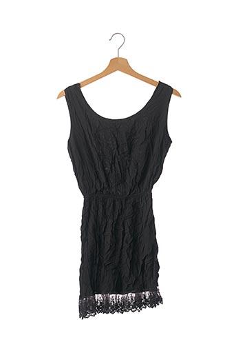 Robe courte noir BRANDY MELVILLE pour femme