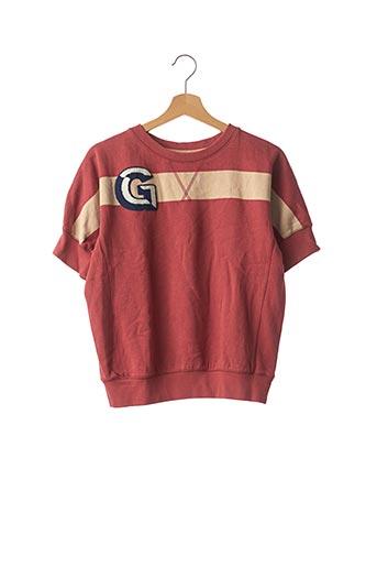 Sweat-shirt rouge BELLEROSE pour femme