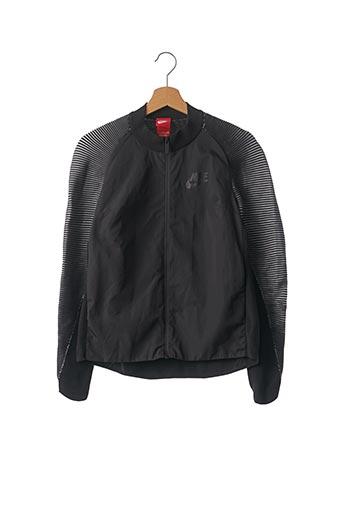 Veste casual noir NIKE pour femme