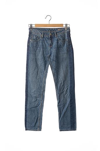 Jeans boyfriend bleu REIKO pour femme