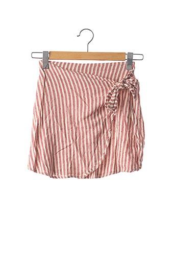 Mini-jupe rouge BILLABONG pour femme