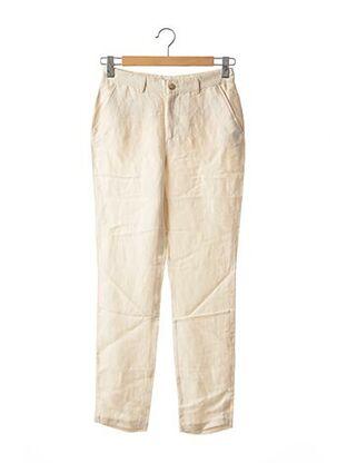 Pantalon casual beige CLOSED pour femme