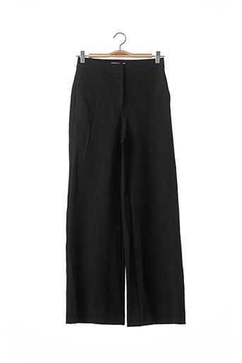 Pantalon casual noir BODEN pour femme