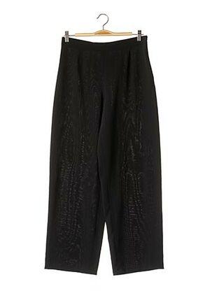 Pantalon casual noir TONY LA MARCA pour femme