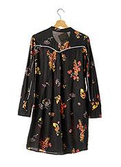 Robe mi-longue noir 8PM pour femme seconde vue