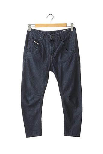 Jeans boyfriend bleu DIESEL pour femme