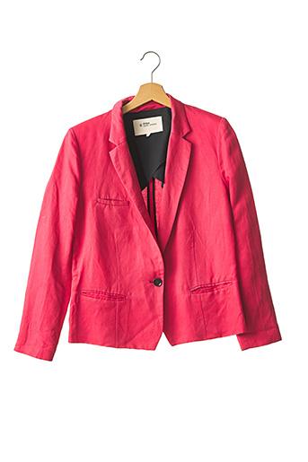 Veste chic / Blazer rouge ISABEL MARANT pour femme