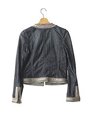 Veste en jean bleu BARBARA BUI pour femme seconde vue