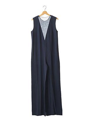 Combi-pantalon bleu JOSEPH pour femme