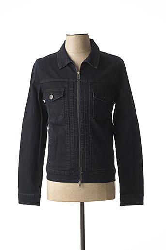 Veste en jean bleu CASUAL FRIDAY pour homme