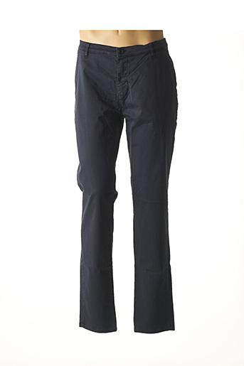 Pantalon chic bleu FRIDAY pour homme