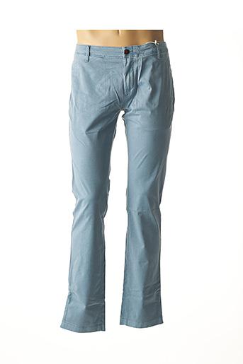 Pantalon casual bleu TOMMY HILFIGER pour homme