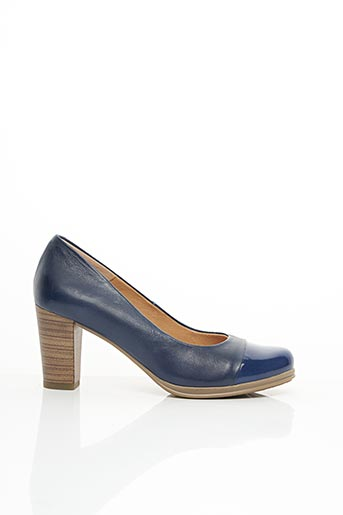 Escarpins bleu KARSTON pour femme