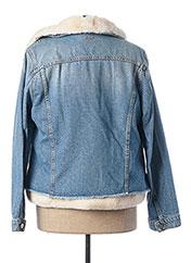 Veste en jean bleu LIU JO pour femme seconde vue