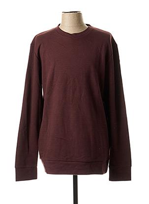 Sweat-shirt rouge PREMIUM DE JACK AND JONES pour homme