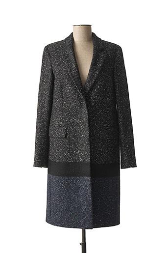 Manteau long bleu PAUL SMITH pour femme