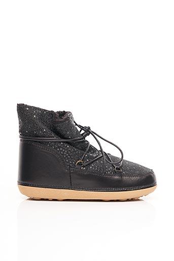Boots noir ANNIEL pour femme