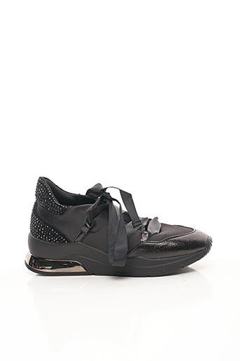 Baskets noir LIU JO pour femme