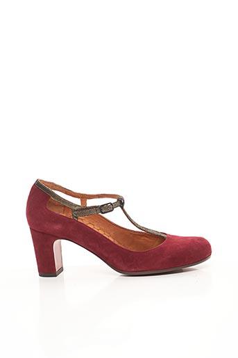 Escarpins rouge CHIE MIHARA pour femme