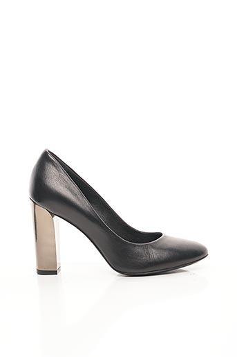Escarpins noir ALDO CASTAGNA pour femme